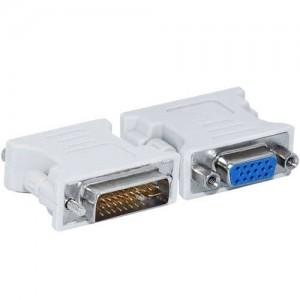 DVI / VGA ადაპტერი