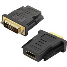 DVI / HDMI ადაპტერი
