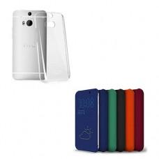 HTC One M9+ ქეისი