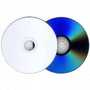DVD-R დისკი დასაბეჭდი ზედაპირით