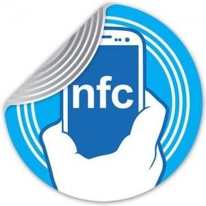 NFC სტიკერი